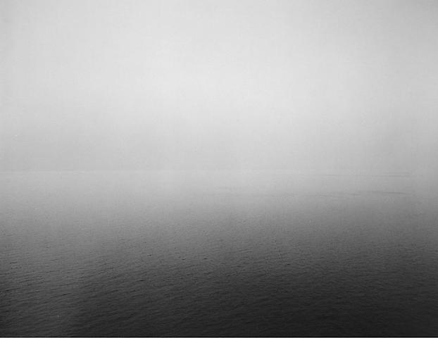 Hiroshi Sugimoto, Mediterranean sea, circa 1990.Thought-Factory.netCC BY-NC 2.5