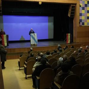 Comezan en Cedeira os actos de homenaxe e lembranza aos represaliados